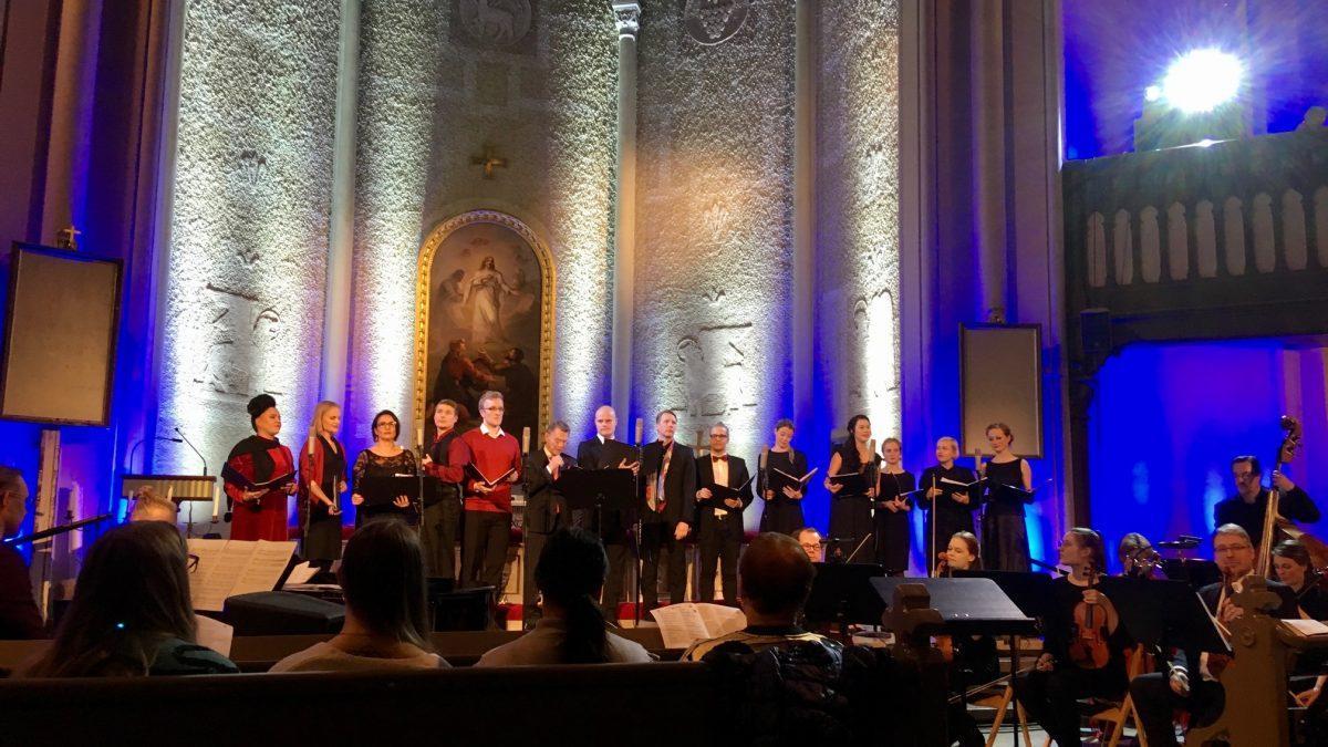 Tampereen teatterin näyttelijöiden kauneimmat joululaulut
