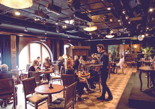 Kulttuuriravintola Kivi 2