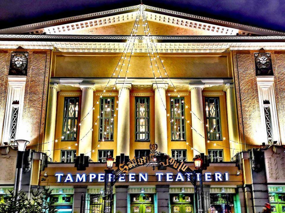Tampereen Teatteri Näyttelijät